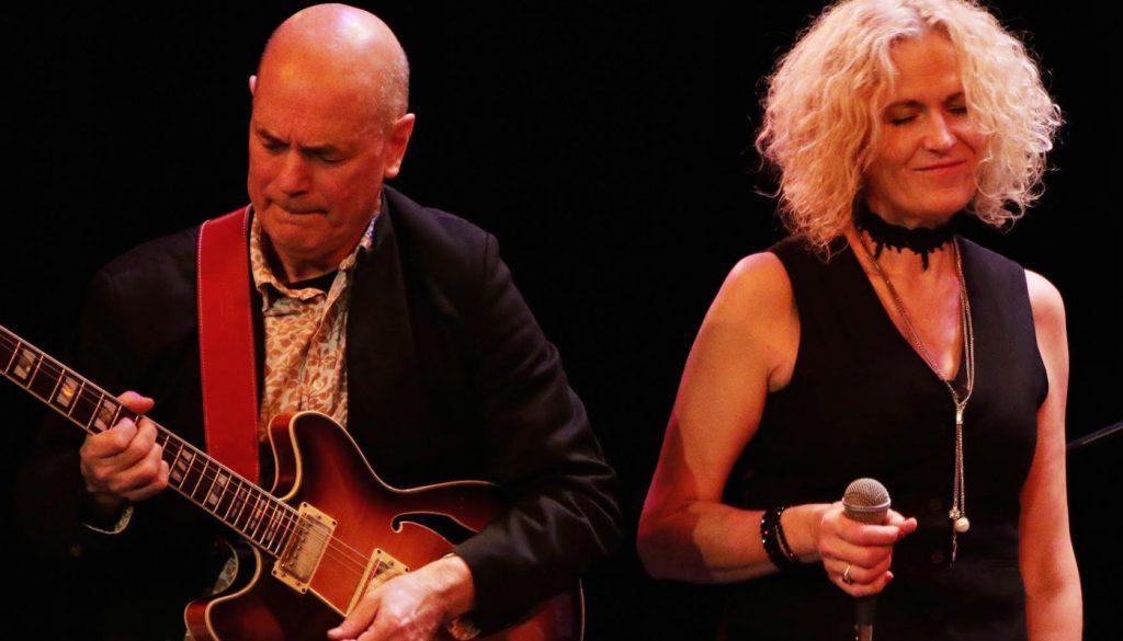 Swanage Jazz Festival | Zoe Schwarz and Rob Koral